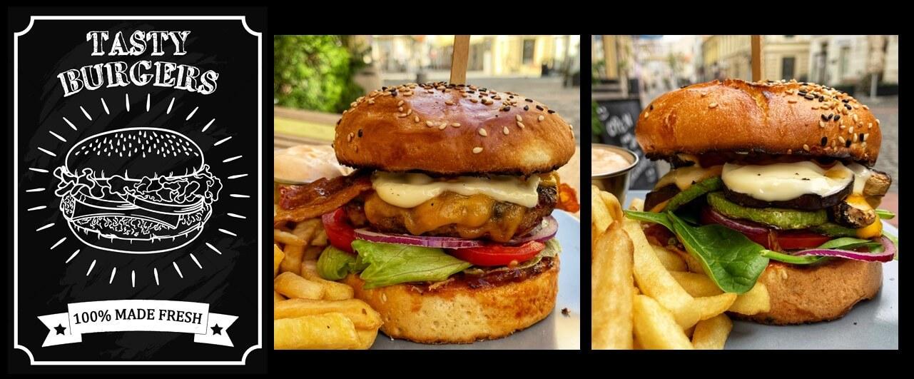 Jack's Bistro burgeri Timisoara