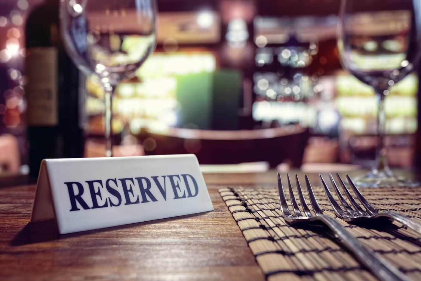 rezervari online restaurante