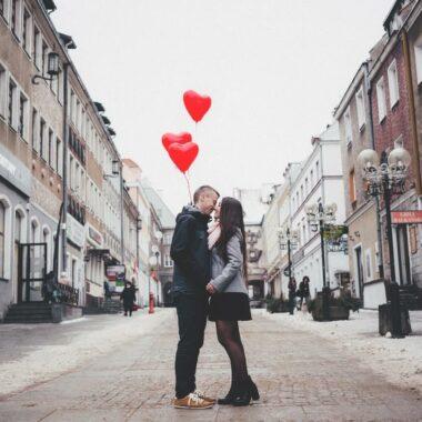 Valentine's Day in Timisoara