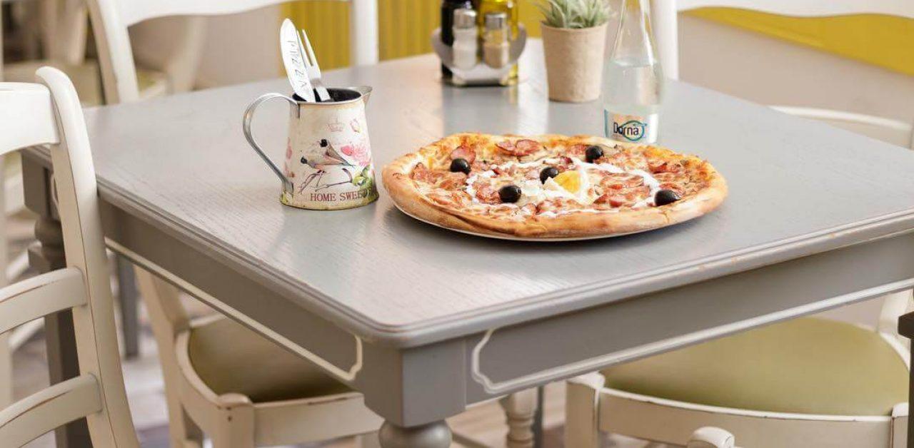 Pizzeria Cora Piata Unirii deschisa